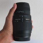 Sigma 70-300 mm For Sony Like New