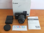 Canon M100 Kit 15-45mm Flip Screen