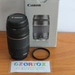 Lensa Canon Tele 75-300mm Mulus