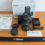 Canon 700D Kit 18-55mm IS II Like New SC 2.Xxx