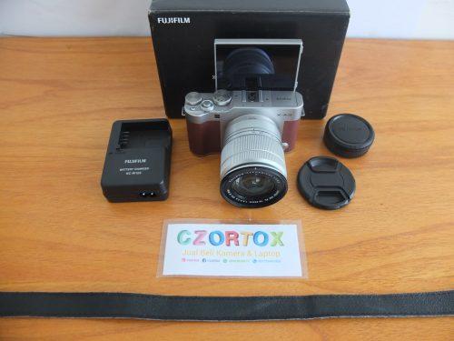 Fujifilm X-A3 Lensa 16-50mm