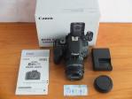 Canon 800D Kit 18-55mm STM Mulus Istimewa