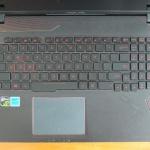 Asus Gaming i7-7700H Ram 16 Gb GTX 1050 2GB HDD 1 Tb + SSD 128 Gb