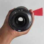 Lensa Canon EF 75-300 mm III Mulus Masih Garansi