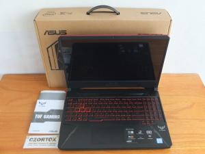 Asus Gaming TUF FX505GD i5-8300H GTX 1050 4GB Ram 16 GB SSD NVME Umur 3 Bulan