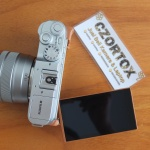 Fujifilm X-A7 Lensa 15-45mm Like New Umur 1 Bulan Like New