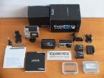GoPro Hero4 Black Edition FREE LCD + Tongsis