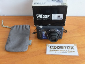 Samsung WB35F Resolusi Kamera 16Mp Optical Zoom 10x