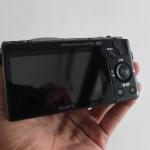 Sony A5000 Lensa 16-50mm OSS Black SC 800.an
