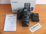 Canon 1200D Lensa Kit 18-55mm