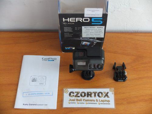GoPro Hero 5 Black Istimewa