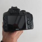 Nikon D3300 AF-S 18-105 mm