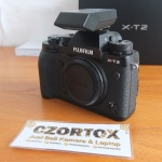 Fujifilm XT2 Body Only Like New Masih Garansi
