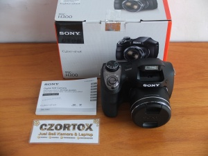 Sony DSC-H300 Dengan 20Mp 35x optical zoom Like New