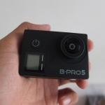 B-PRO 5 Alpha Edition Mark 2 4K Wifi Action Camera Masih Garansi