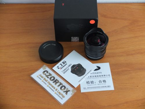 7Artisans 7.5mm f/2.8 Like New For Lumix