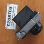 Lumix DMC-GX85 12-32 TouchScreen Mulus Masih Garansi