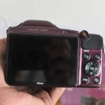 Nikon Coolpix L830 Purple Edition With Zoom Optical 34x Mulus