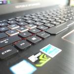 Asus ROG GL553VD Intel Core i7 7700HQ Dual VGA Dual Storage Ram 16 gb