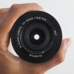 Lensa M.Zuioko 14-42mm Mulus