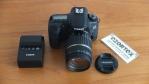 Canon 60D Body Like New Lensa Tamron 18-200mm
