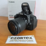 Canon 700D Kit 18-55mm IS STM SC 24.Xxx