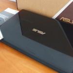 Asus X550V Intel Core i7-7700HQ Ram 8gb SSD 256GB