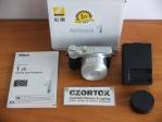 Nikon 1 J5 Lensa Kit 10-30mm Video 4K Like New SC Blm Sampe Seribu