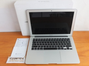 Macbook Air 2017 MQD32 Core i5 Ram 8gb SSD 128 Cycle Count 34