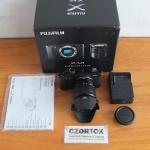 Fujifilm X-M1 Lensa 16-50mm