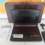 Acer Nitro 5 Ci7-9750H Ram 16gb NVMe 256gb GTX 1650 Garansi Panjang Like New