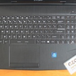 MSI GP63 Core i7-8750H Ram 8gb GTX 1060 6gb Dual Storage + Optane 16GB