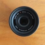 LensaFujion EBC XF 35mm F2.0 Mulus Istimewa