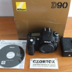 Nikon D90 Body Only Mulus Istimewa