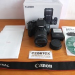 Canon 700D Kit 18-55mm IS STM SC 12.Xxx Mulus