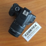 Canon 550D Lensa kit 18-55mm SC 2.Xxx Like New