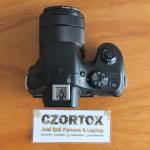Sony a3000 Lensa 18-55mm 20,1MP OSS Black