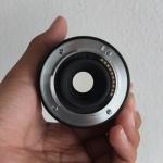 Lensa Fujinon XF 23mm F2 R WR