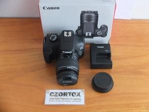 Canon 3000D EF-S Kit 18-55 mm III Mulus