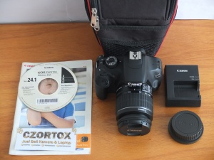 Canon 1200D Lensa Kit 18-55mm IS II