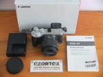 Canon M6 EF-M15-45mm IS STM