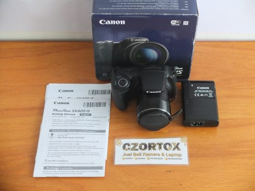 Canon Power Shot SX420IS Mulus