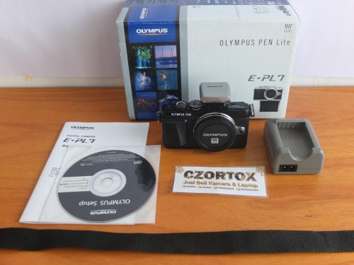 Olympus E-PL7 Lensa Body Only
