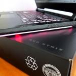 ASUS ROG STRIX G531GD Core i7-9750 SSD 512Gb Nvma GTX 1050 4gb Umur 2 Hari