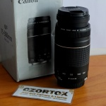 Lensa Canon EF 75-300mm III