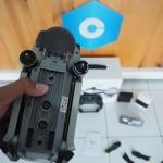 Drone DJI Mavic Pro Combo Platinum 4K