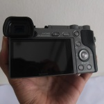 Sony A6000 Lensa 16-50mm OSS Silver Like New SC 2.Xxx
