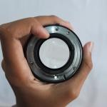 Lensa Nikon AF-D 50mm F1.4 Mulus