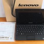 LenovoE10-30 Intel N2840Ram 2gb HDD 320gb