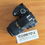 Nikon D3300 AF-S 18-55 mm VR II SC Minim